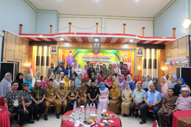 Syamsuddin Uti Terpilih, Komunitas Satu Hati Peduli Gelar Syukuran