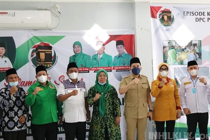 Muscab ke-IV DPC PPP Sergai Dihadiri Bupati, Ketua DPRD Hingga Ketua Parpol