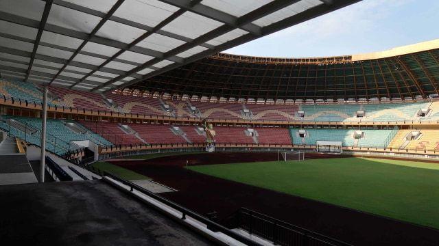 Kebutuhan Perbaikan Stadion Utama Capai Rp40 Miliar