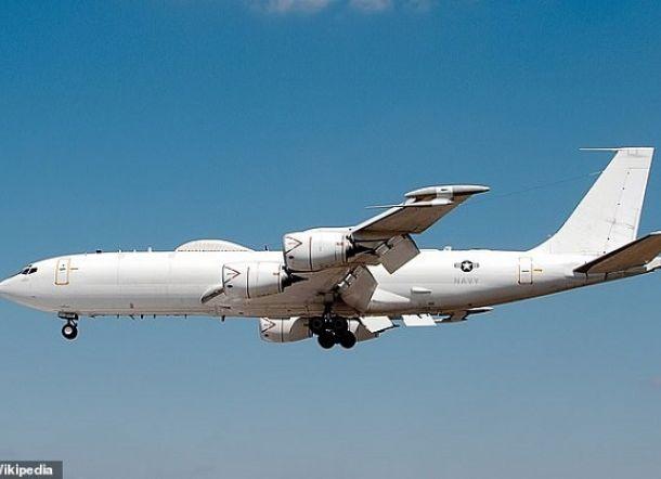 Pesawat Antikiamat AS Ini Rusak oleh Burung