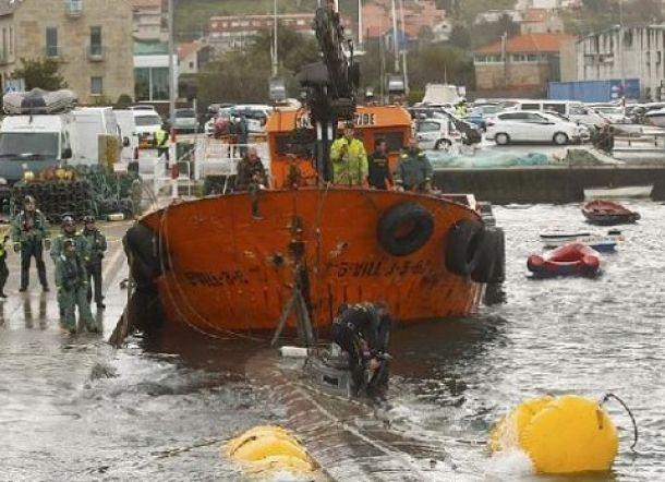 Bernilai Rp1,7 Triliun, Kapal Selam Bawa 3 Ton Heroin Disita di Spanyol