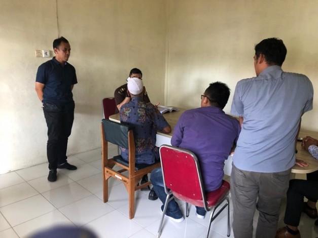 Oknum Mantan Kades di Pelalawan Dijebloskan ke Penjara