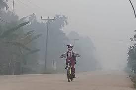 Kadisdik Akhirnya Liburkan Sekolah Karena Kabut Asap