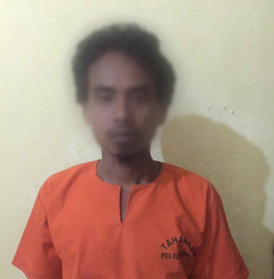 Miliki Sabu, Buruh Sawit Rohil Diamankan Polisi