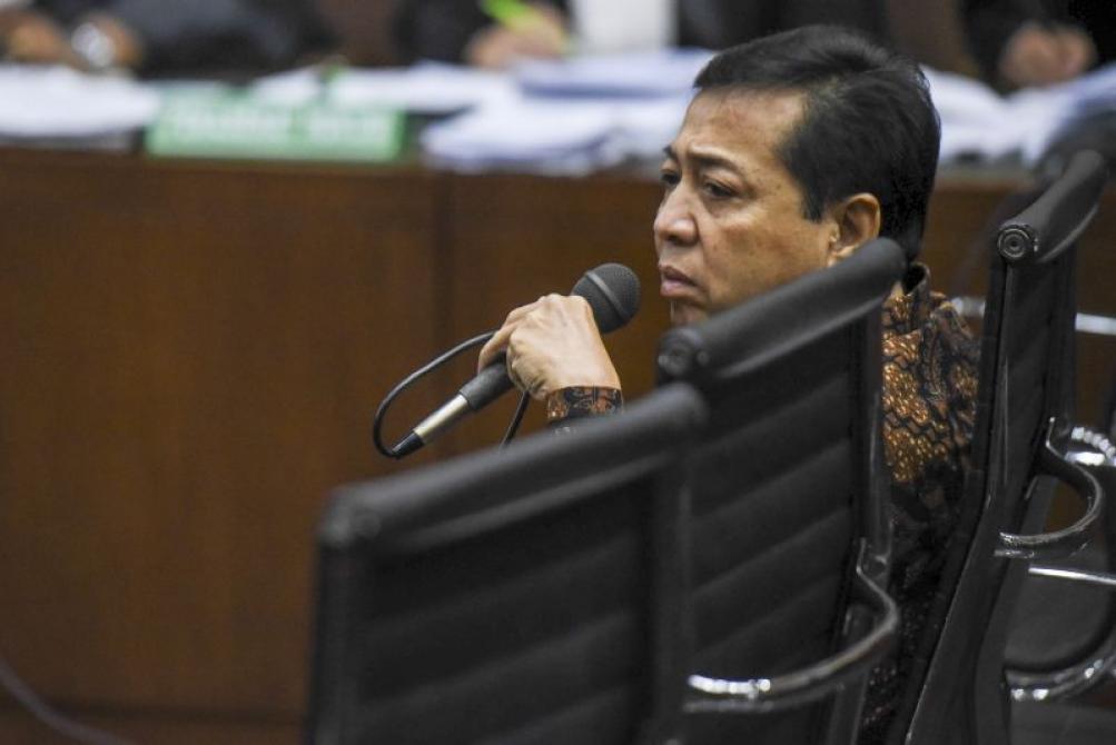 Tak Ada Izin Presiden, Setya Novanto Tak Penuhi Panggilan KPK