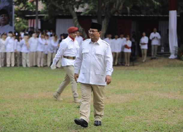 Komentari Unjuk Rasa Mahasiswa, Ini Pernyataan Menohok Prabowo