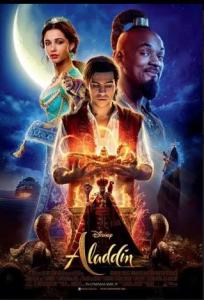 Aladdin dan 5 Film Rekomendasi Akhir Pekan di Bioskop Pekanbaru