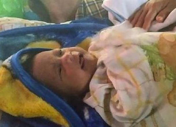 Nova, Bayi Berusia 1 Bulan Selamat Usai Terseret Tsunami