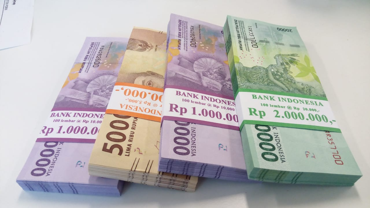 BI Mulai Buka Penukaran Uang