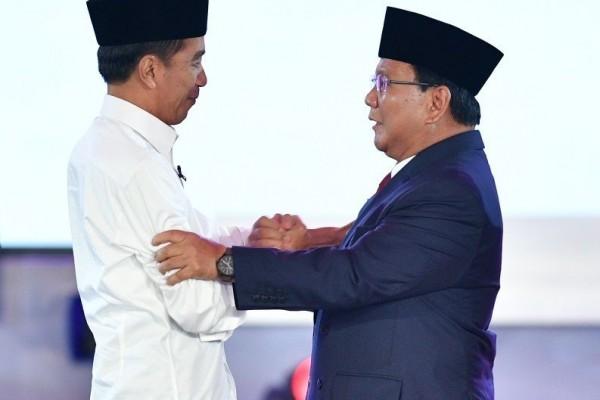 Real Count KPU 67 Persen: Jokowi Ungguli Prabowo dengan 13 Juta Suara