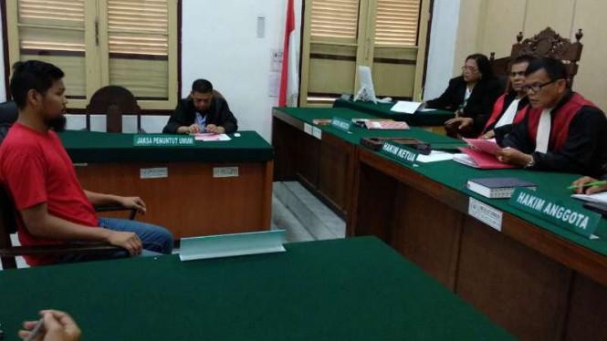Terbukti Aniaya Wanita, Eks Striker Timnas Divonis 12 Bulan Penjara