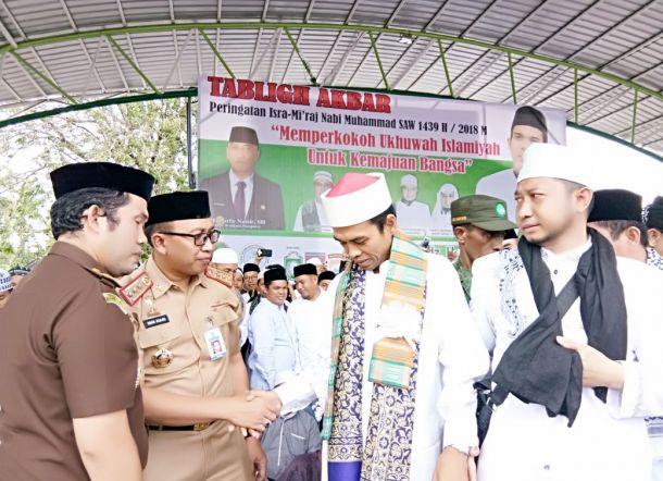 Ustaz Abdul Somad Minta Masyarakat Pilih Pemimpin Seperti Ini