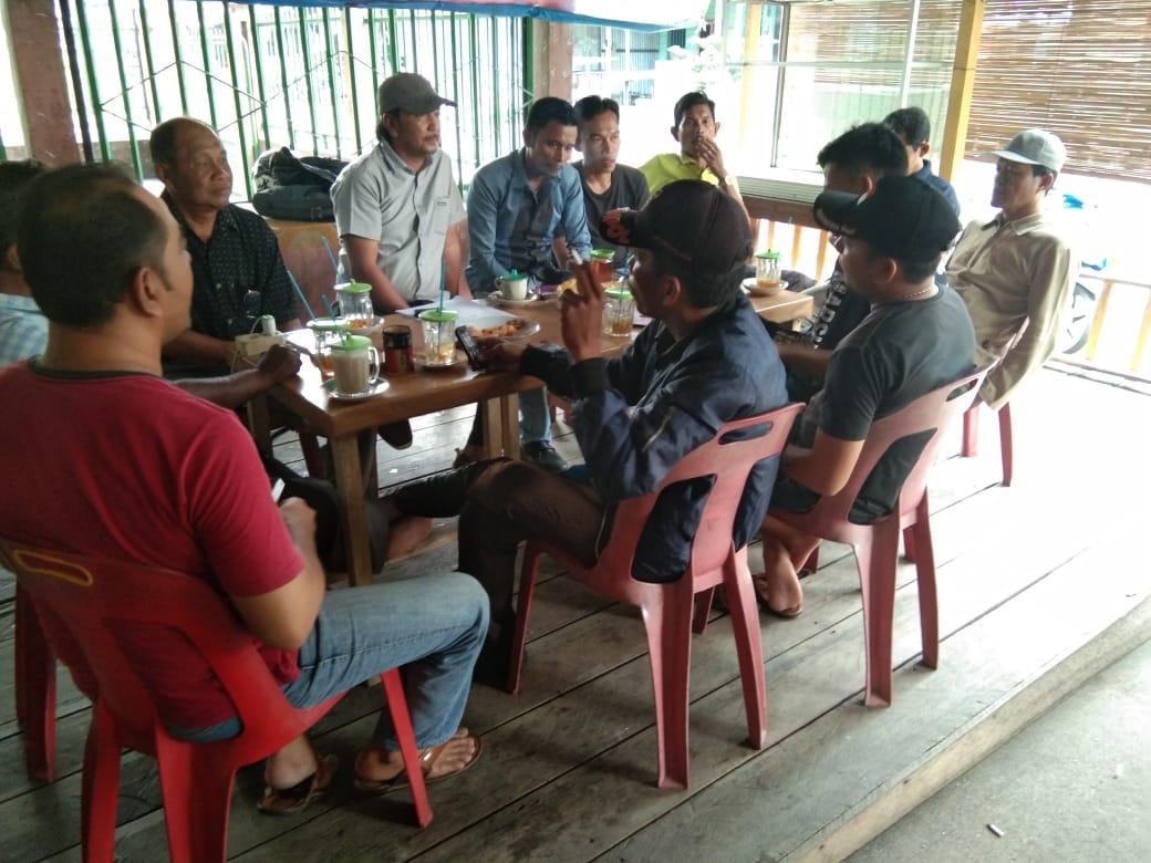 Suyitno terpilih menjadi ketua GWI Kabupaten Rokan hilir