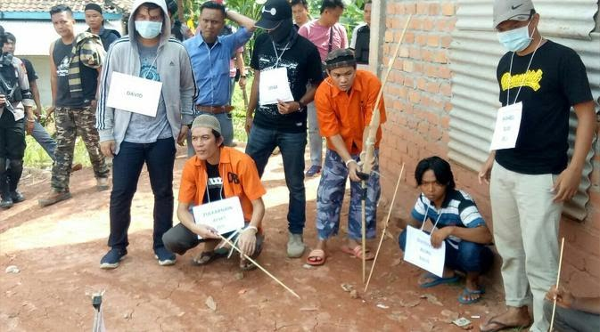 Dijanjikan 70 Bidadari di Surga Jadi Alasan Dua Warga Pekanbaru-Riau Jadi Pelaku Teror