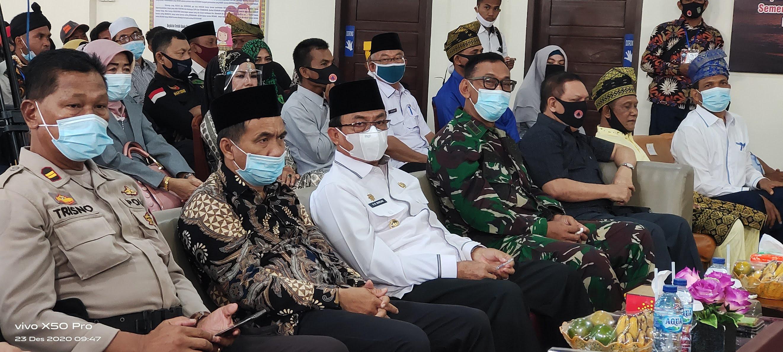 Ketua DPRD Inhil Apresiasi dan Dukung Lestarikan Adat dan Budaya Suku Duanu Riau