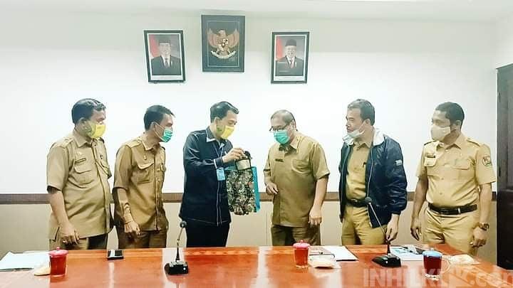 Setiap Kunker, Ketua DPRD Sergai Promosikan Produk Unggulan UMKM