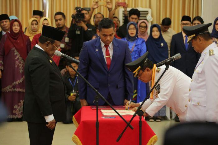 Legislator Berharap Program 100 Hari Kerja Bupati dan Wakil Bupati Inhil Terlaksana