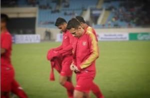 Gol dan Save Dimas Drajat Bawa Indonesia Taklukkan Brunei di Kualifikasi Piala Asia U23
