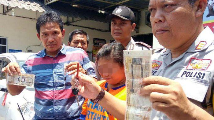 Nekat Gadaikan Motor Tetangga, Janda Muda ini Dijebloskan ke Penjara