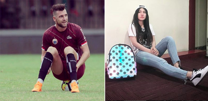Via Vallen Korban Pelecehan Seksual, Striker Persija Marko Simic Dibully