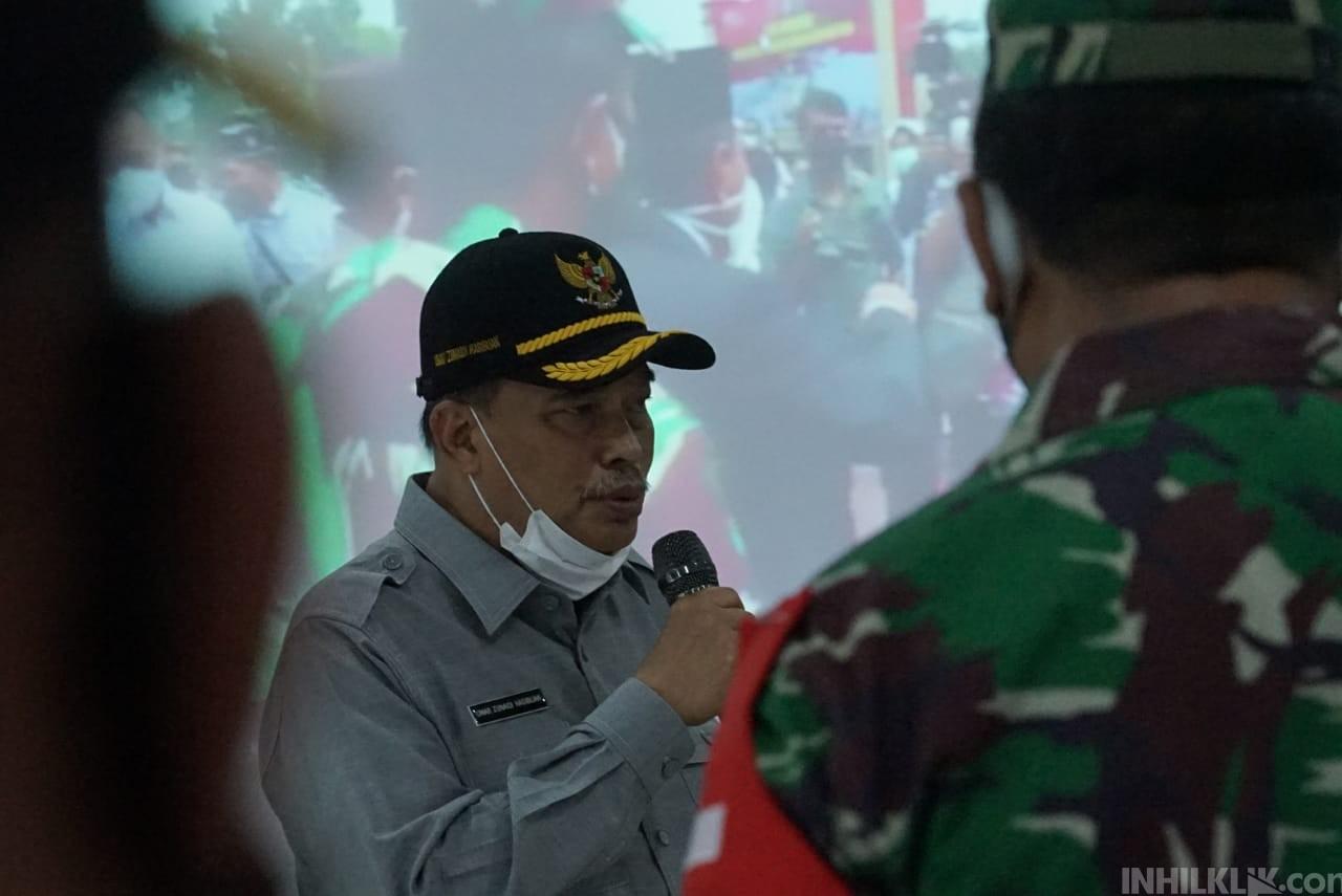 Walikota Umar Hasibuan Tegaskan Agar Waspadai Varian Baru Covid-19