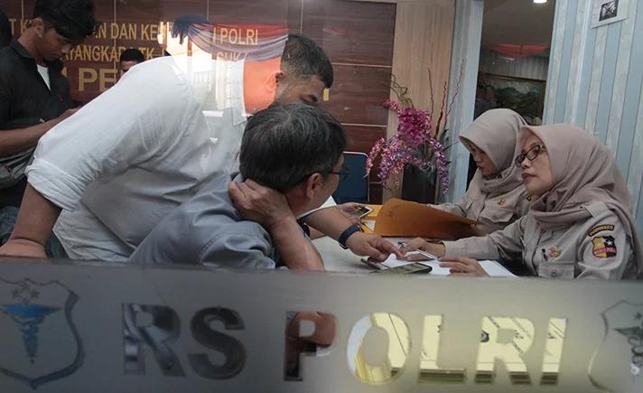 ADUH... Suami jadi Korban Lion Air JT-610, Tiga Istri Malah Rebutan Uang Duka