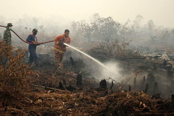7 Titik Panas Terpantau di Riau