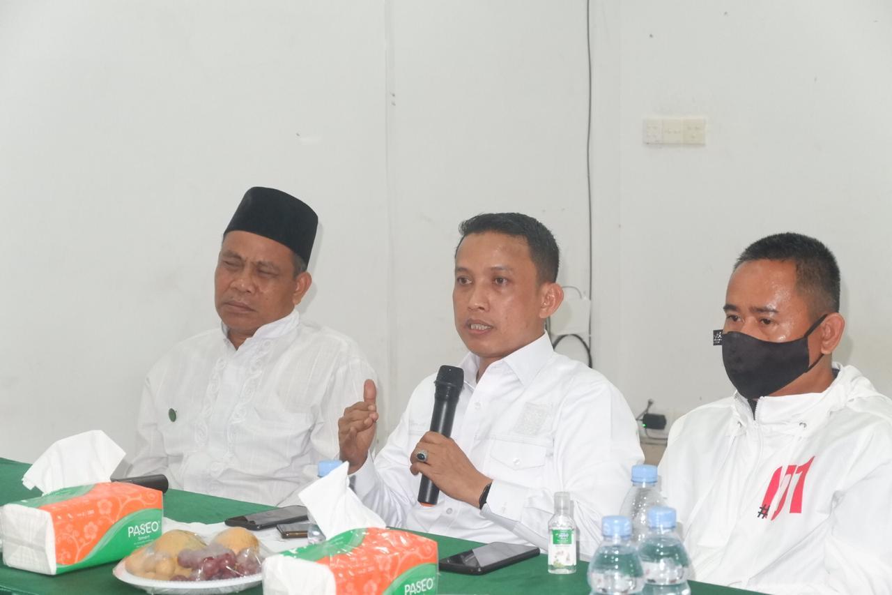 Dani M Nursalam Jadi Ketua Caretaker DPC PKB Bengkalis