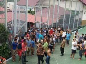 Tahanan Kasus Narkoba Tertinggi di Riau, Ini Jumlahnya