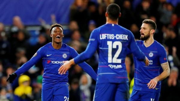Menang Adu Penalti, Chelsea Tantang Arsenal di Final Liga Europa