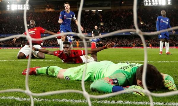 Piala FA, Chelsea Dipermalukan MU
