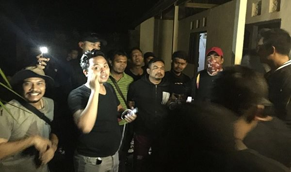 Wakil Ketua DPRD Bandar Narkoba Ditangkap di Kandang Sapi