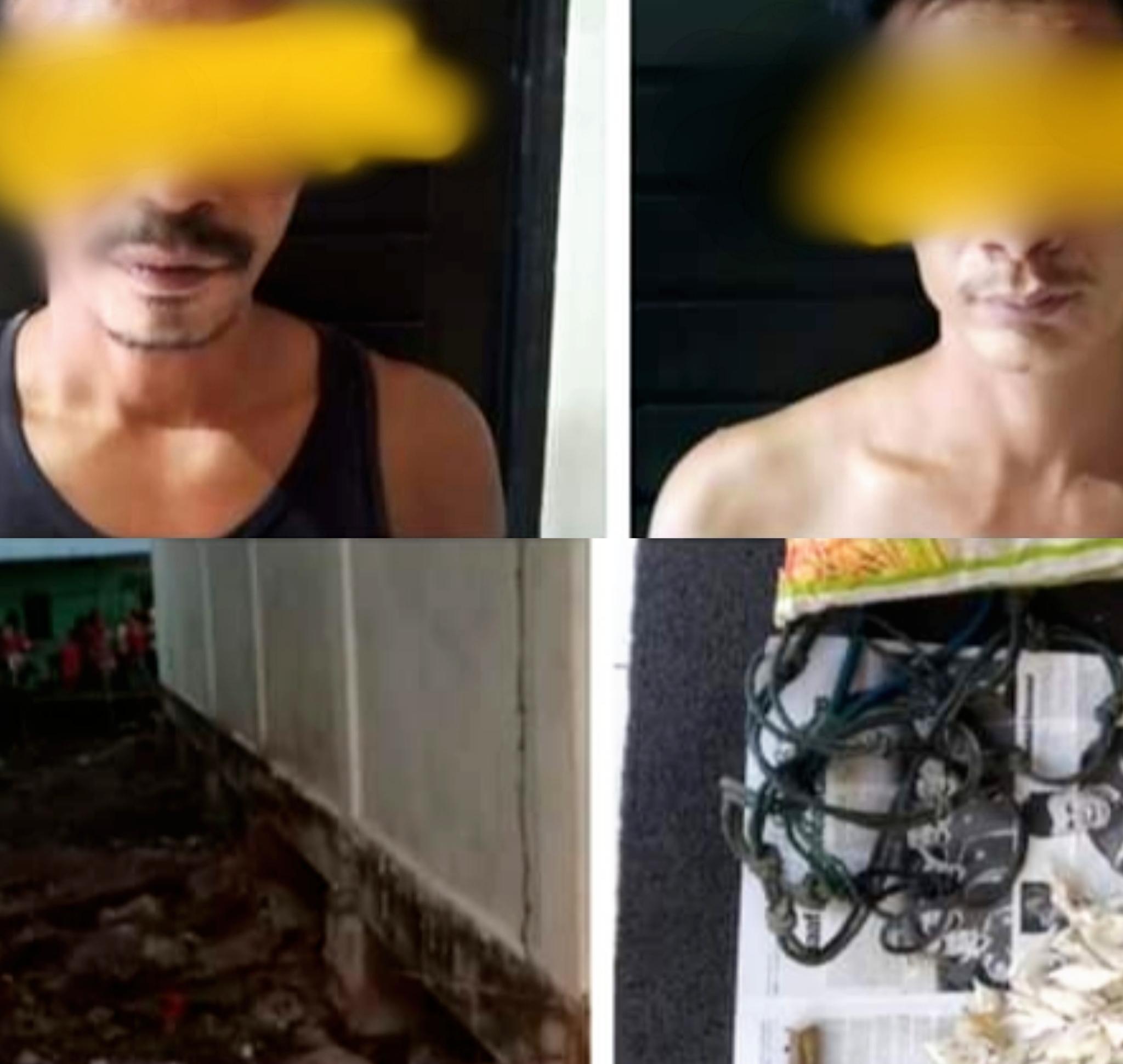 Tanpa Perlawanan, Pencuri Sarang Burung Walet di Pulau Burung Berhasil di Bekuk