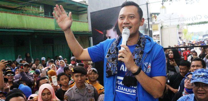 AHY dan Sandiaga Uno Bertemu, Siap Koalisi?
