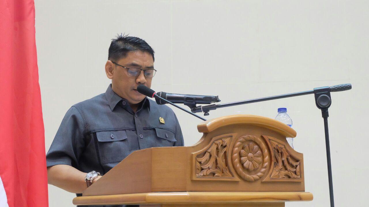 Dewan Inhil Minta BPKP Lakukan Audit Pembangunan Jalan Selensen - Kilo 8