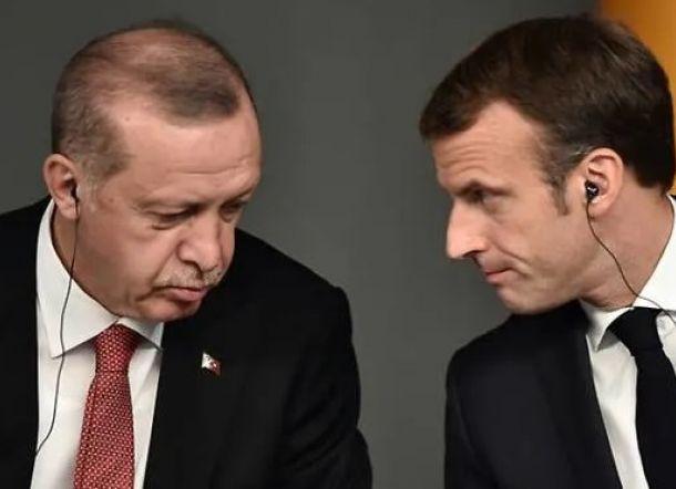 Turki Menuduh Presiden Prancis Mensponsori Terorisme