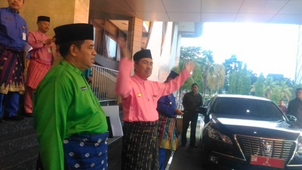 Kedatangan Jokowi ke Riau Masih Tentatif, Ini Kata Gubri Soal Rapat Tertutup di Kantor Gubernur Riau