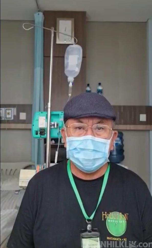 BREAKING NEWS: Bupati Sergai Soekirman Positif Covid-19