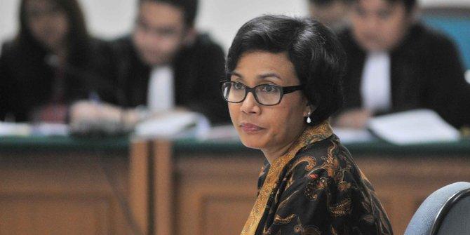 Di Depan Penulis, Sri Mulyani Curhat Gajinya Lebih Kecil Dibanding Dirjen Pajak