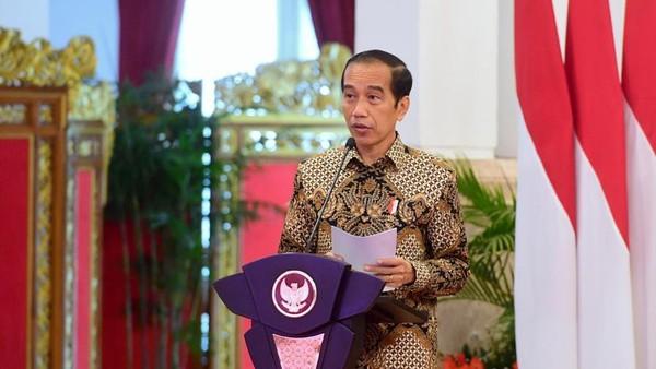 Presiden Jokowi Ingatkan Kembali Copot Pangdam-Kapolda yang Gagal Atasi Karhutla
