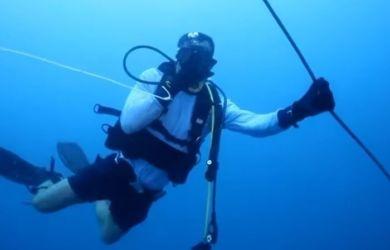Pengakuan Penyelam Pencari JT610 Dengar Tangisan di Dalam Air