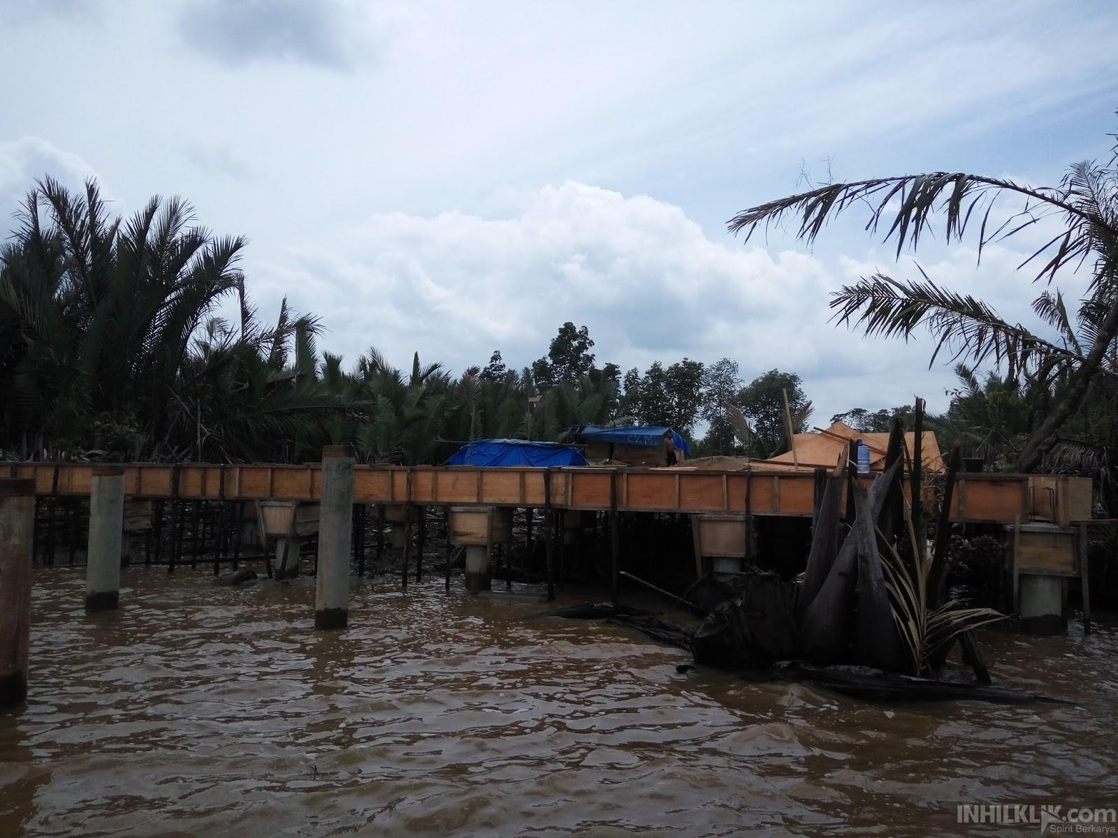 Rencananya Transmigrasi di Desa Tanjung Melayu Akan Diresmikan Gubernur Riau