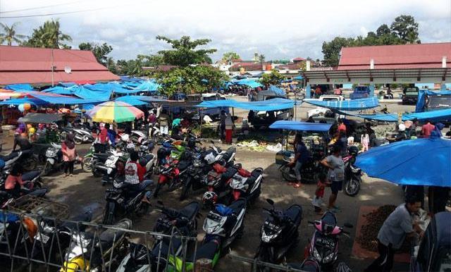 DPRD Kuansing Minta Relokasi Pedagang Pasar Lumpur Ditunda