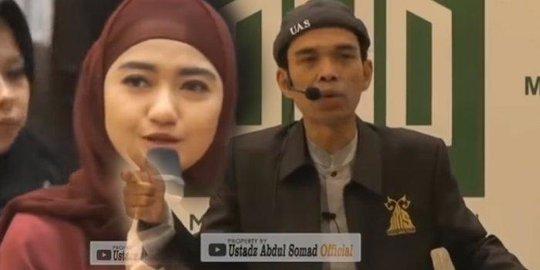 Ini Sosok Mellya Juniarti, Istri Abdul Somad yang Dikabarkan Ditalak