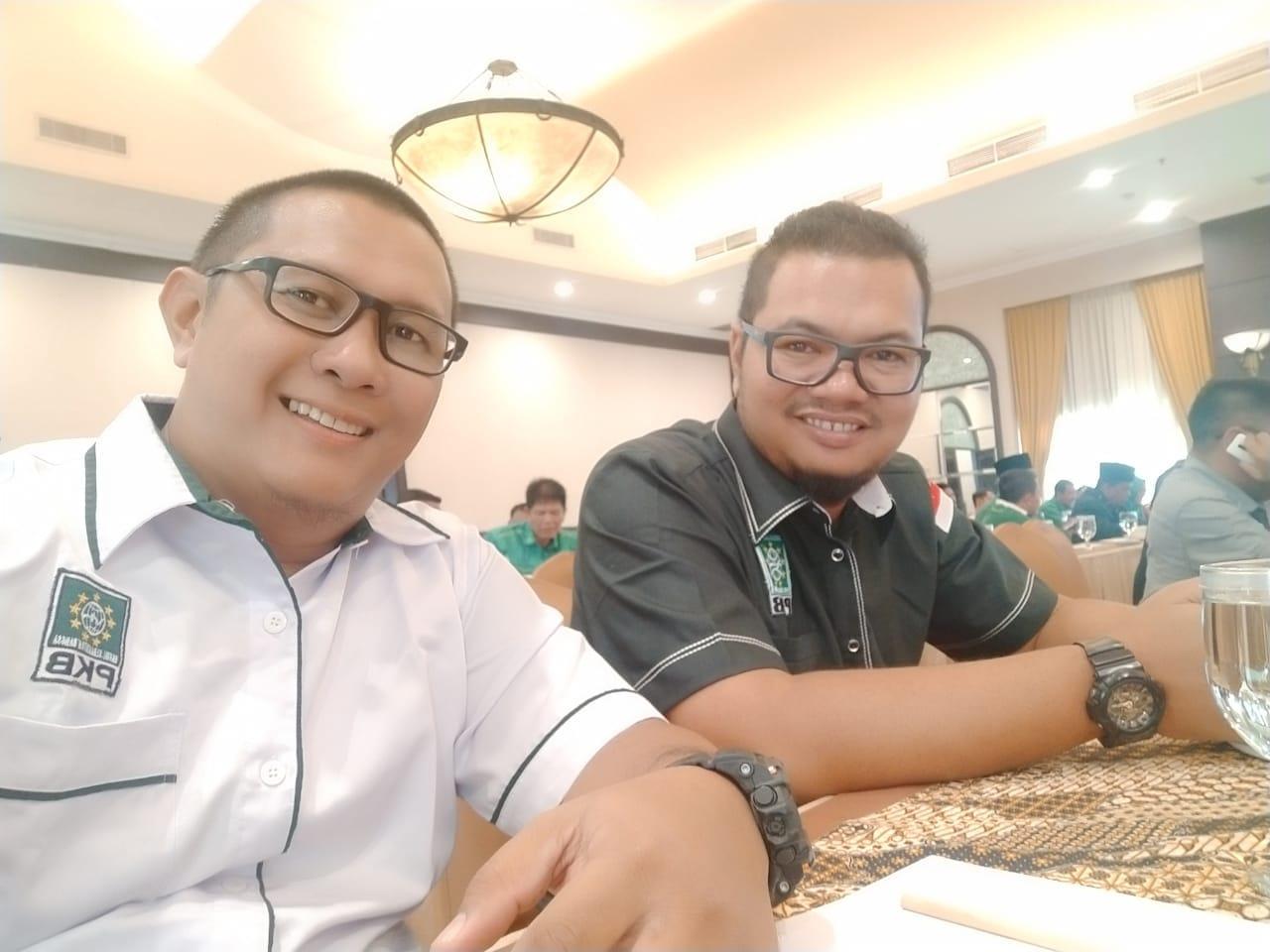 Bacaleg PKB Se - Riau Ikuti Bimtek Pelaporan Dana Kampanye dan Pengisian LHKPN