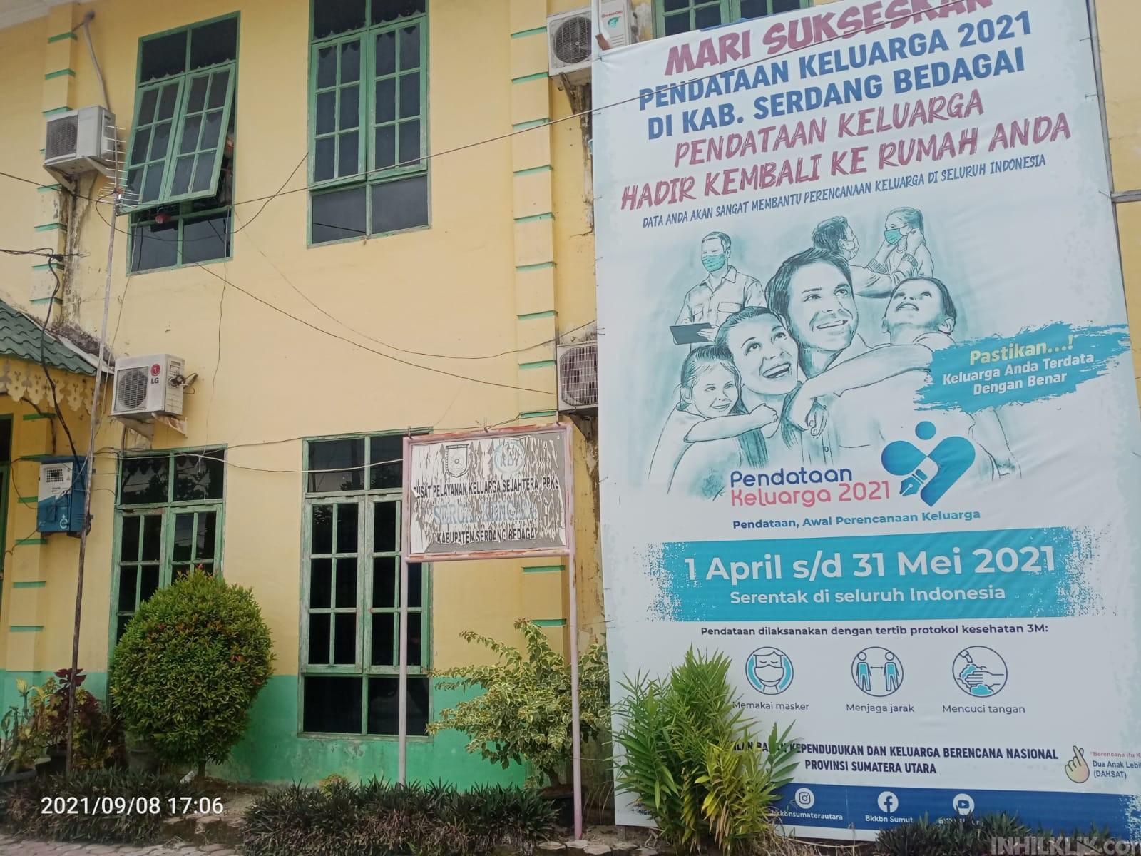 Dugaan Pencabulan di Teluk Mengkudu, Dinas P2KBP3A Sergai Harap Pelaku Dilakukan Penahanan
