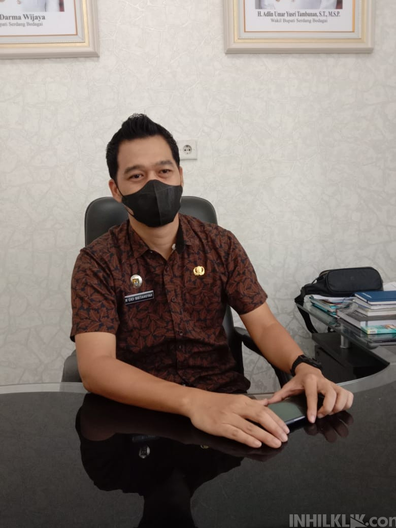 Raden Cici Sistiansyah: Sukseskan FSQ ke-XVIII Tahun 2021 Kabupaten Serdang Bedagai
