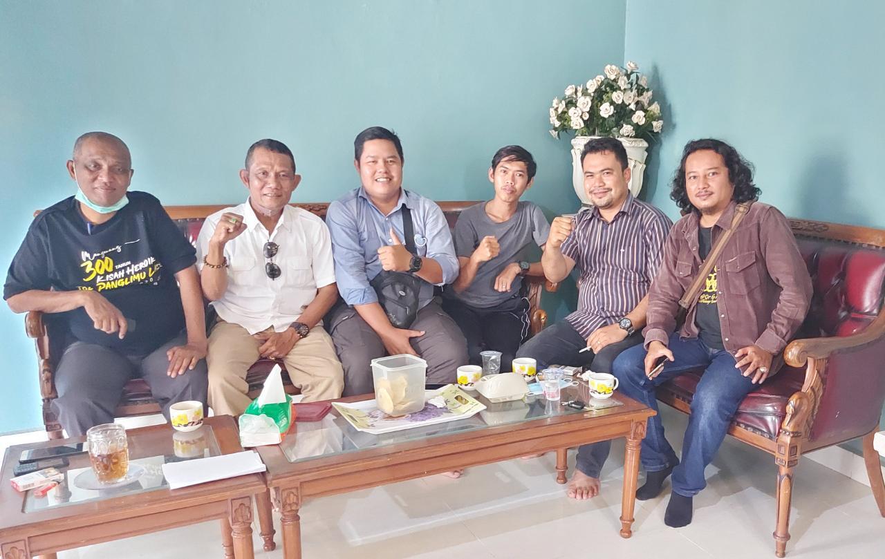 Ketua IKDR Dukung Rencana PWI Inhil Gelar HPN di Pantai Mabloe