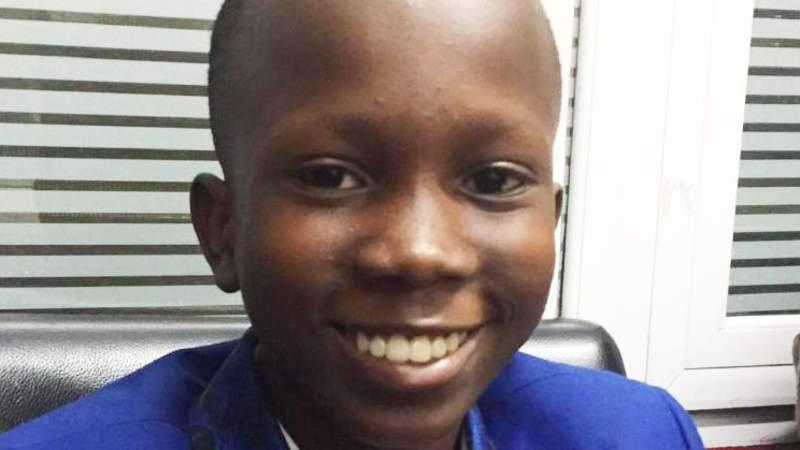 Tak Selesaikan Sekolah Dasar, Bocah 12 Tahun Diterima di Universitas Ghana