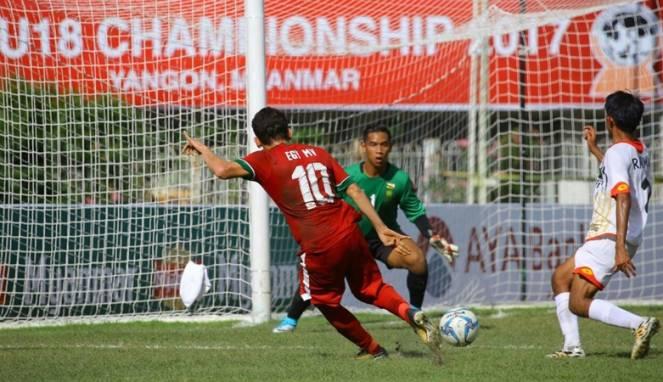 Timnas U-19 Juara Grup B, Thailand Jadi Lawan di Semifinal